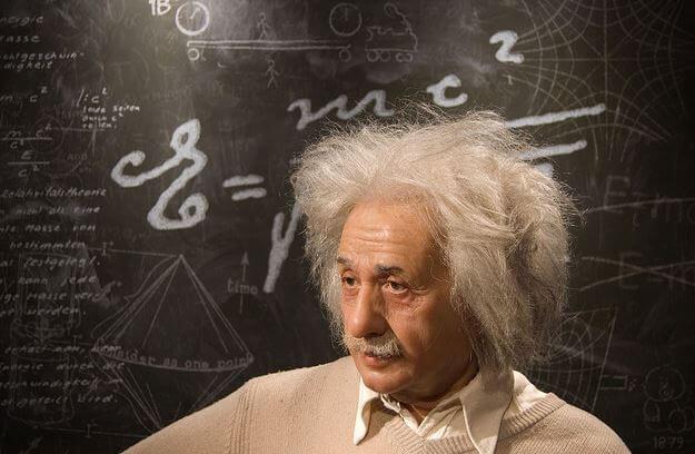 Albert Einsteinin viisaudet