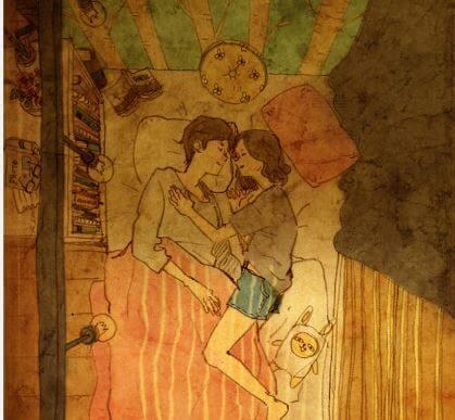 Nukutaan yhdessä