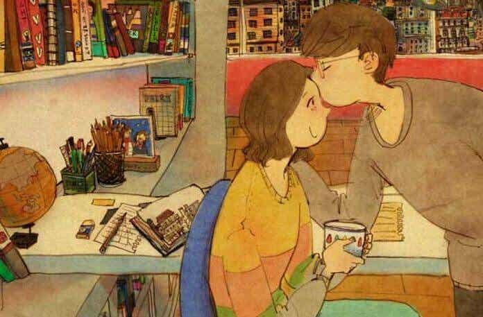 Rakkaus löytyy pienistä jutuista