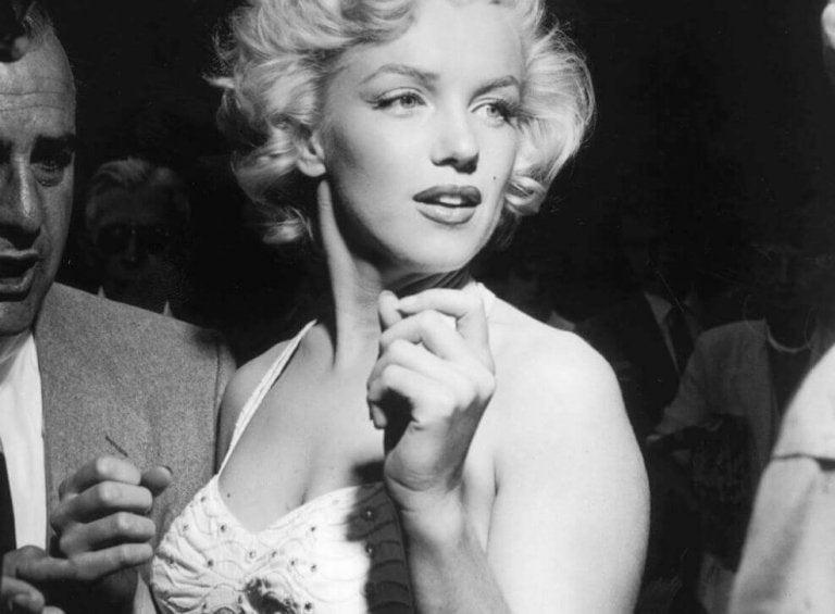 10 ajatuksia herättävää lainausta Marilyn Monroelta