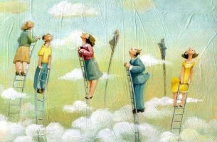 Ihmiset pilvissä