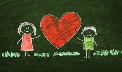 Tyttö, poika ja sydän