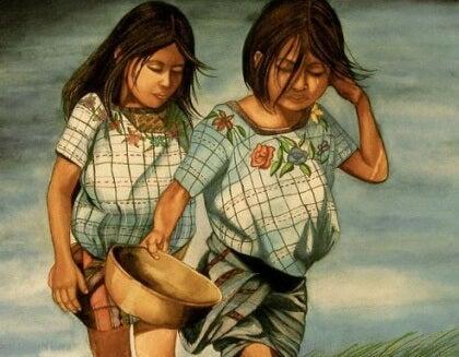 Tytöt yhdessä