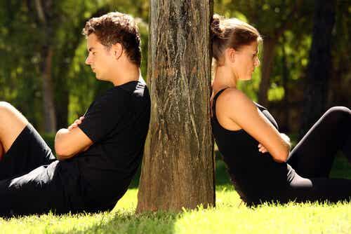 6 yleisintä pariskuntien pahaa tapaa