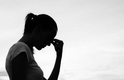 Naisen masennuksen oireet