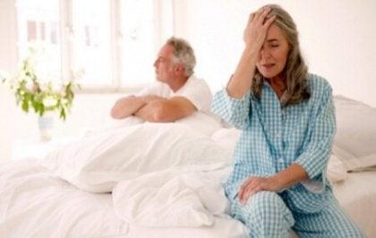 Vaihdevuodet ja naisen seksuaalinen haluttomuus