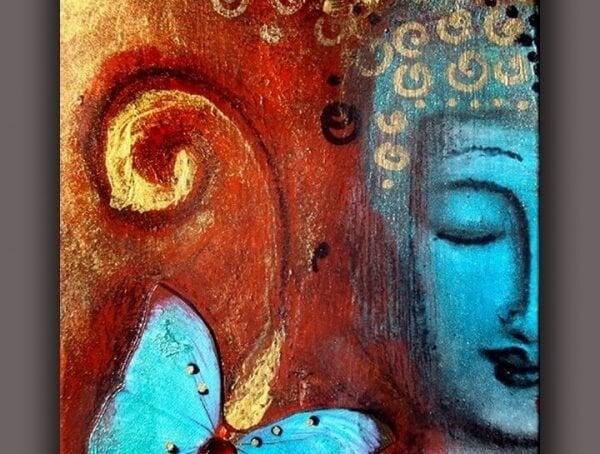Buddhamaalaus ja dharma