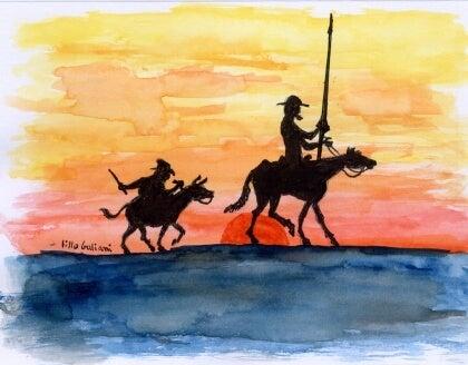 Sitaatit Don Quijote
