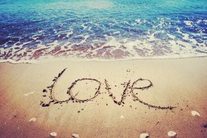 Rakkaus rannalla