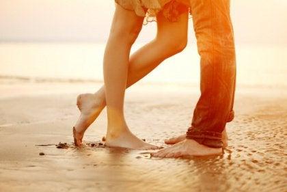 Elämäsi rakkaus ja teidän jalkanne