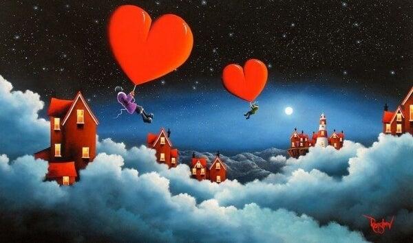 Rakkautta ilmassa