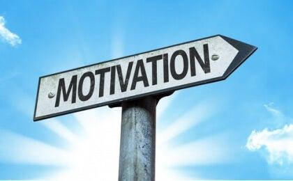 Motivaatio tuolla päin