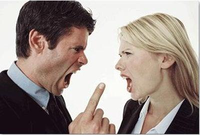 Mies, nainen ja viha