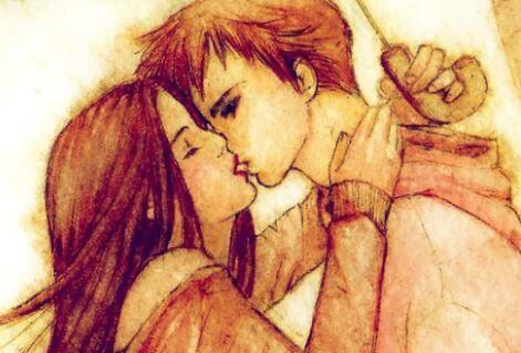 Älä jätä niitä suudelmia huomiseen, jotka voit antaa jo tänään