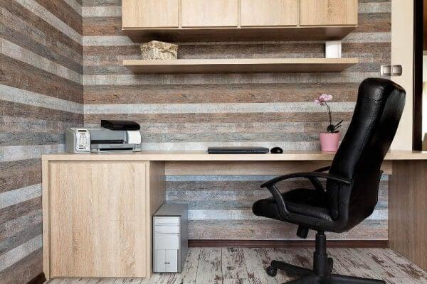 Työhuone ja järjestelmällisyys