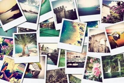 Valokuvat ja jäähyväiskirje
