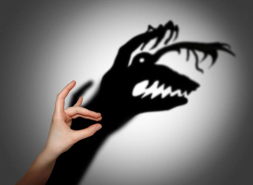 Varjo synnyttää paniikkihäiriön