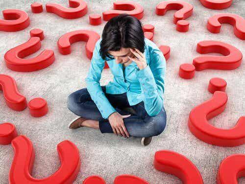 5 tapaa taistella ahdistuneisuutta vastaan