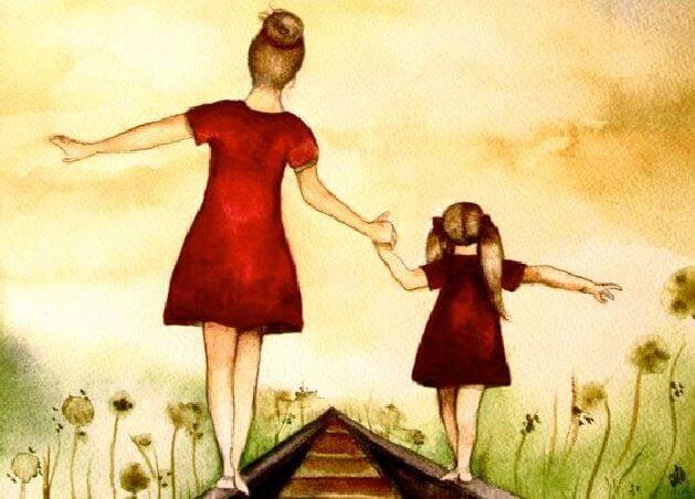 Äidit ja tyttäret: side, joka satuttaa ja parantaa