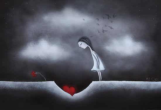 Älä anna henkisten haavojen muuttaa itseäsi