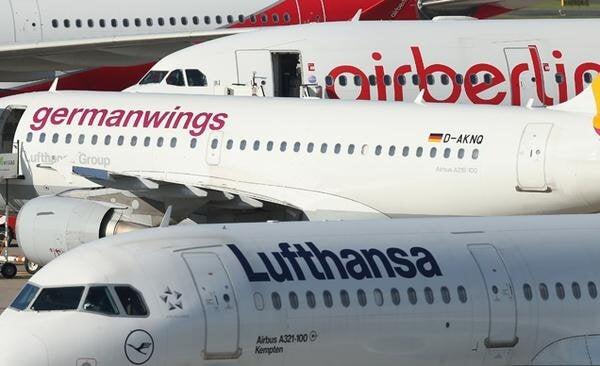 Andreas Lubitz ja lentokoneet