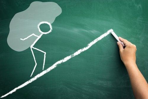 Työnteon arvon opettaminen