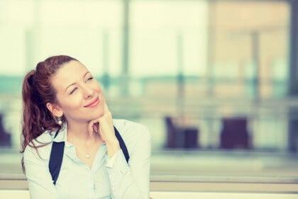Nainen on onnellisempi, kun ei yritä olla meedio