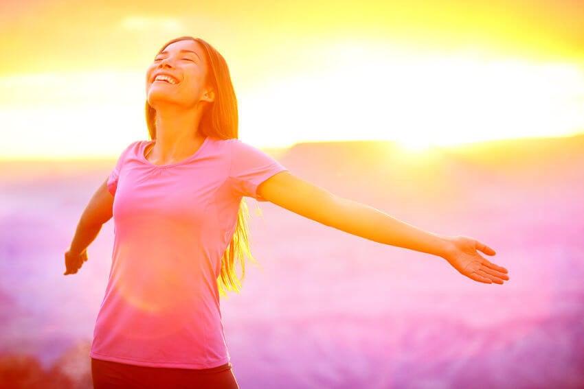 Nauru on meditaatiota aivoille