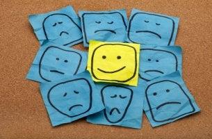Positiivinen asenne negatiivisten keskellä