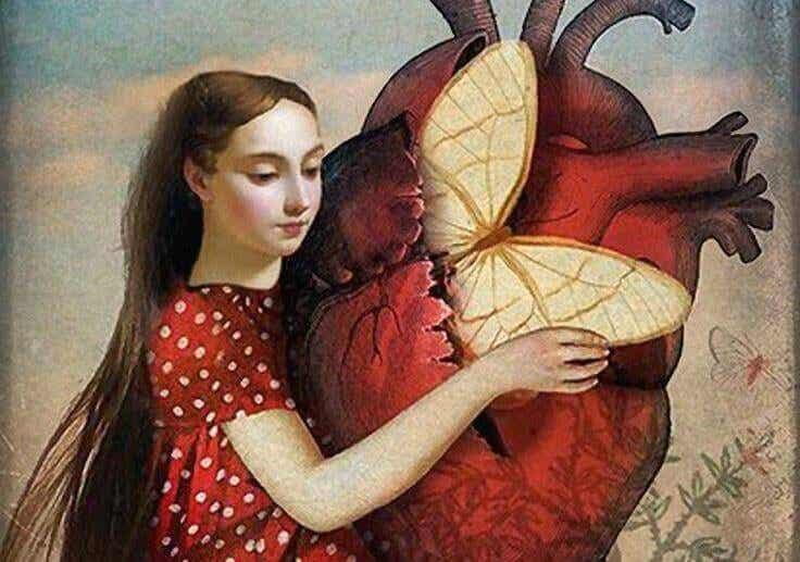 On parempi olla yksin kuin valheellisessa rakkaudessa