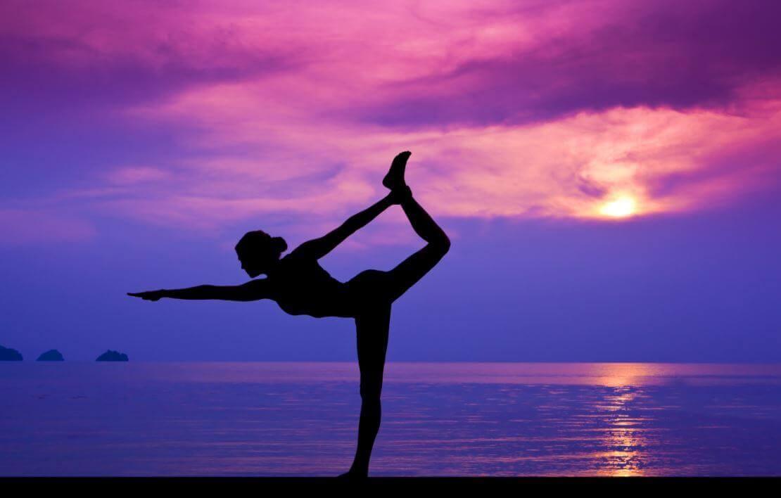 Haluatko parantaa terveyttäsi? Kokeile joogaa