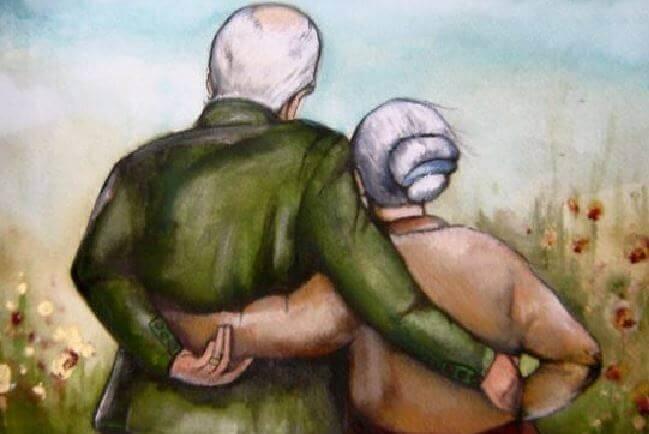 Kahden ihmisen välinen rakastaminen