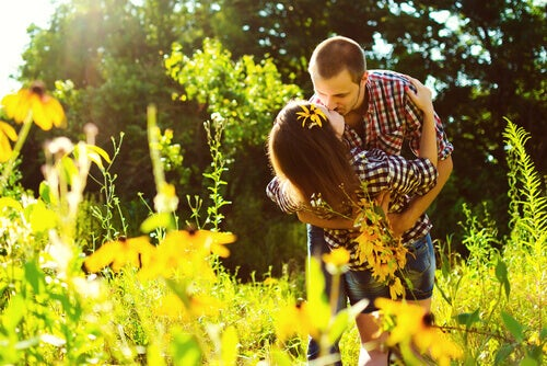 Pitkä parisuhde on täynnä intohimoa