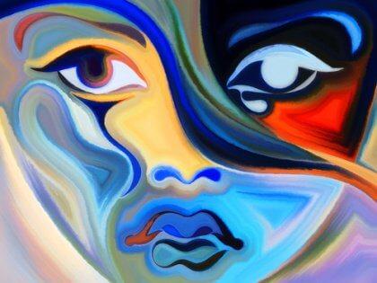 Vahvat sielut monivärinen nainen