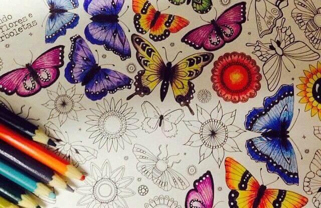 Värittäminen, terapeuttinen nautinto