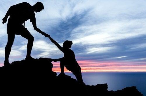 Antaminen ja ottaminen: vastavuoroisuuden periaate