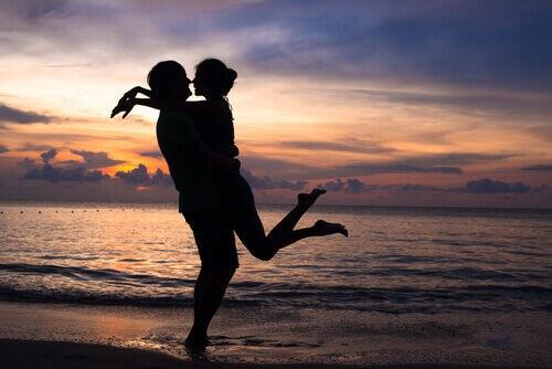 Rakkauden näyttämisen tärkeys