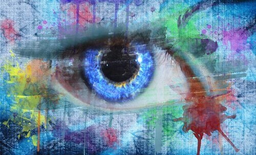 Silmä ja värit