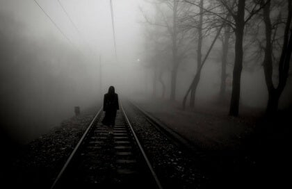 Tumma rautatie
