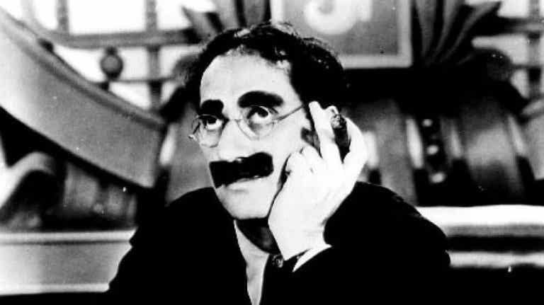 Parhaat sutkautukset Groucho Marxilta