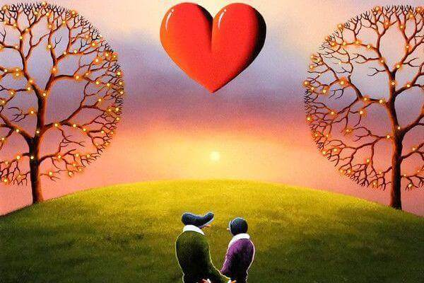 Pariskunta ja rakkaus