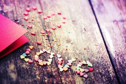 Rakkaus laiturilla