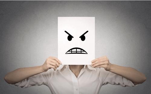 Vihainen ei anteeksiantavaisuus