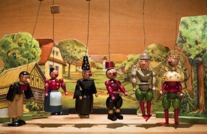 Onnellisen orjan syndrooma nuket