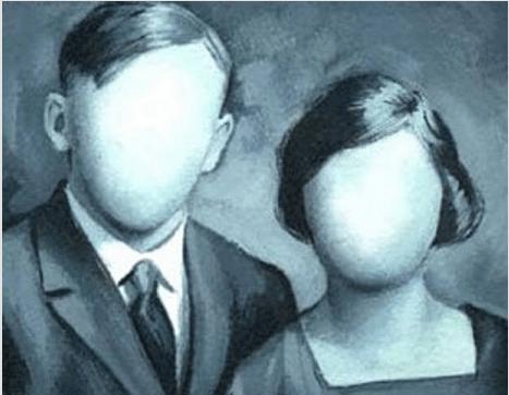 Introjektio kasvottomat ihmiset