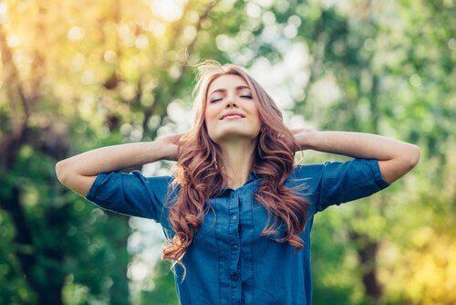Onnellisuus muodostuu pienistä onnen hetkistä