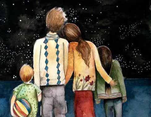 Perhe on suurin aarteemme