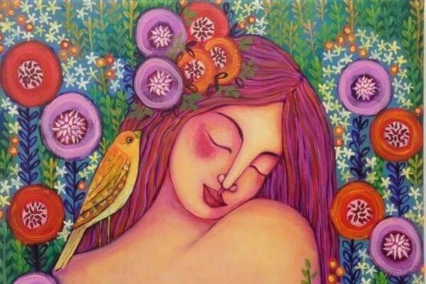 Rakasta itseäsi ja salli muiden rakastaa sinua