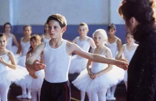 Koskettava elokuva Billy Elliot
