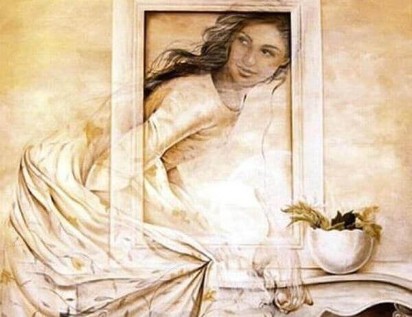 Ihanteelliset naiset peilissä